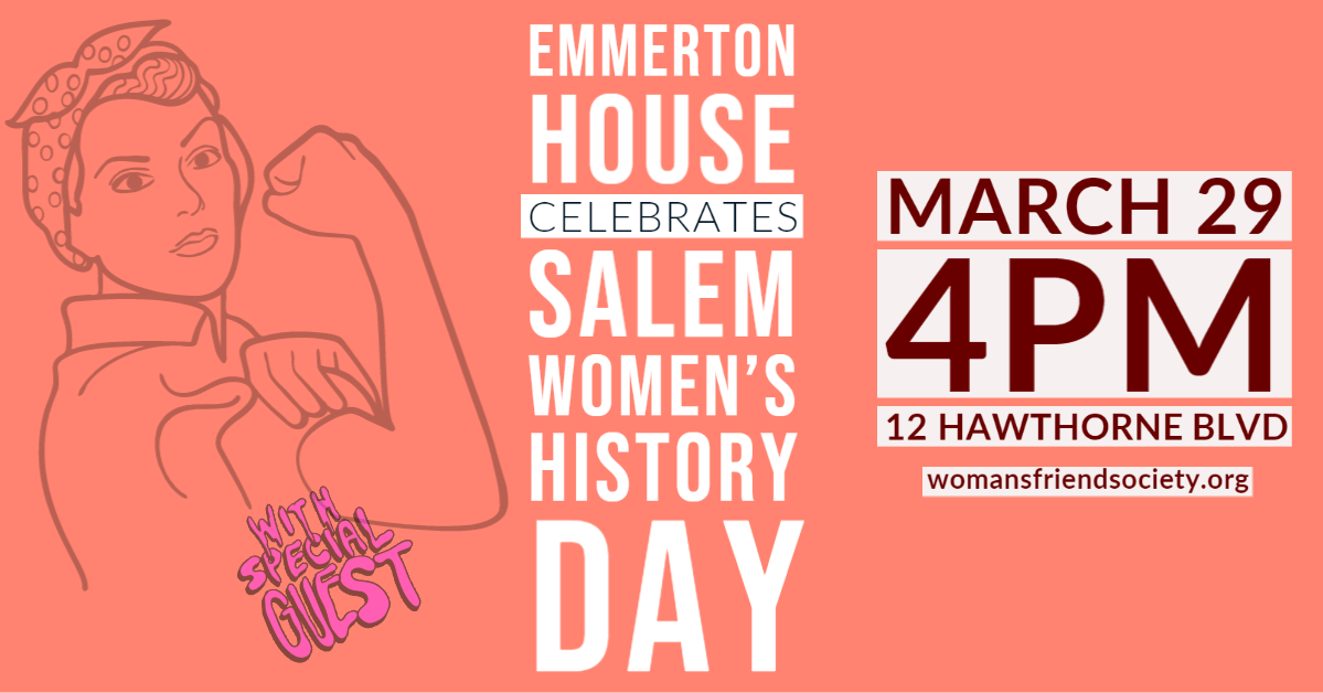 Woman's History Day FB Header